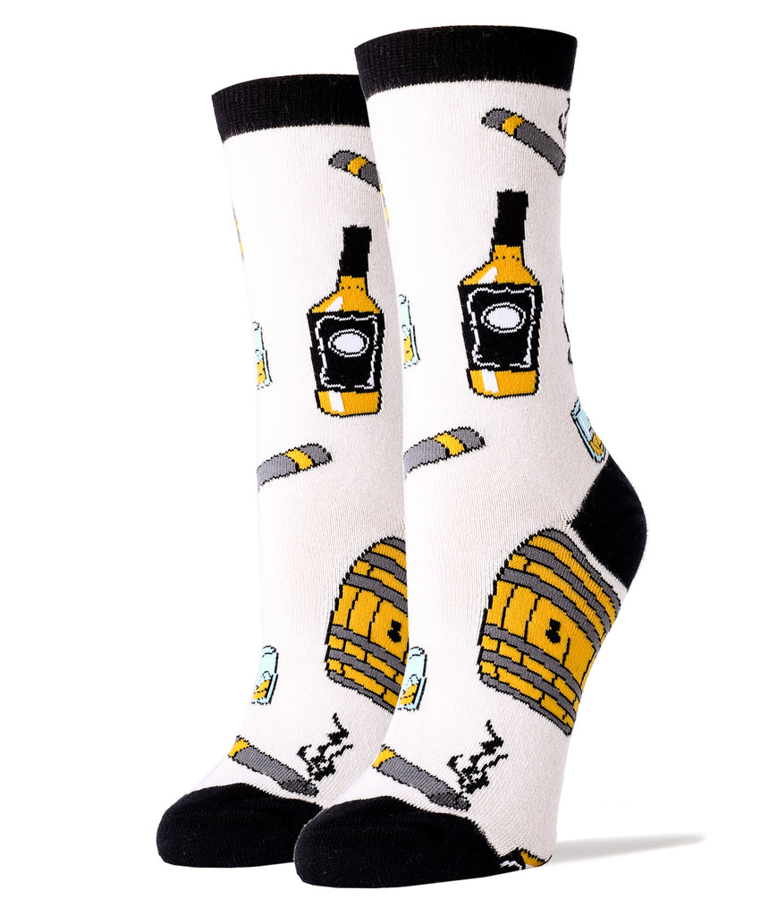 Whiskey Me - Oooh Yeah Socks
