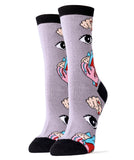Eye-Heart-You - Women's - Oooh Yeah Socks