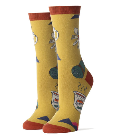 Adventure - Oooh Yeah Socks - Women's