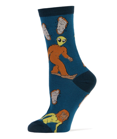 Aliens Are Afoot - Oooh Yeah Socks