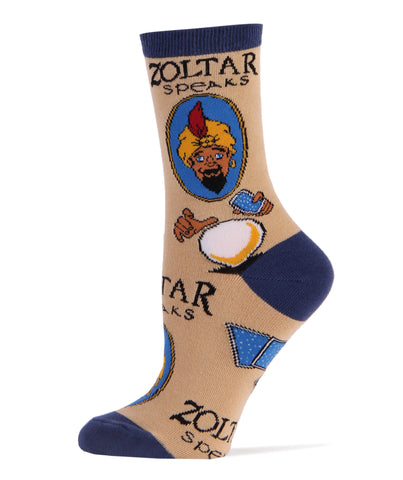 Zoltar Speaks - Oooh Yeah Socks