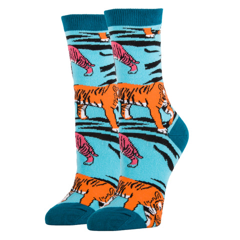 Tigerism - Oooh Yeah Socks