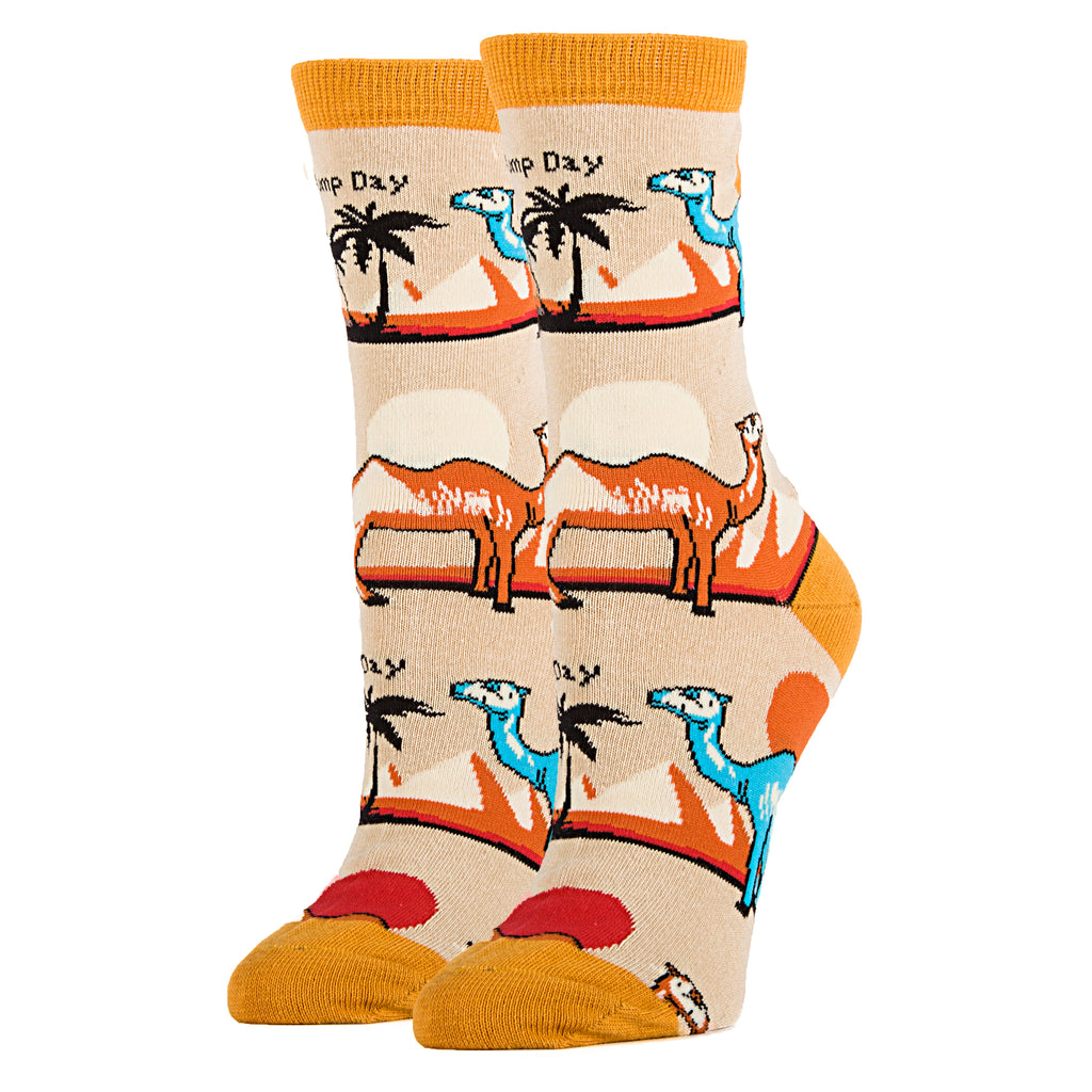 Hump Day - Oooh Yeah Socks