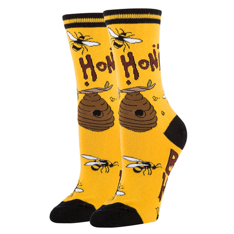 Bee Kind - Oooh Yeah Socks