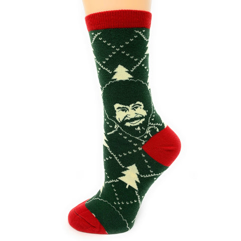 Holiday Times Bob- Women's - Oooh Yeah Socks