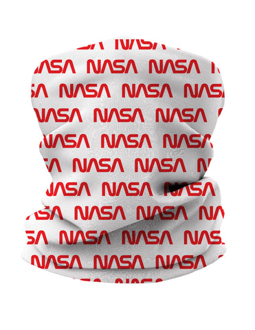 White NASA - Oooh Yeah Socks