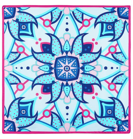 South Beach Silk Scarf