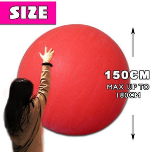 Giant Human Balloon