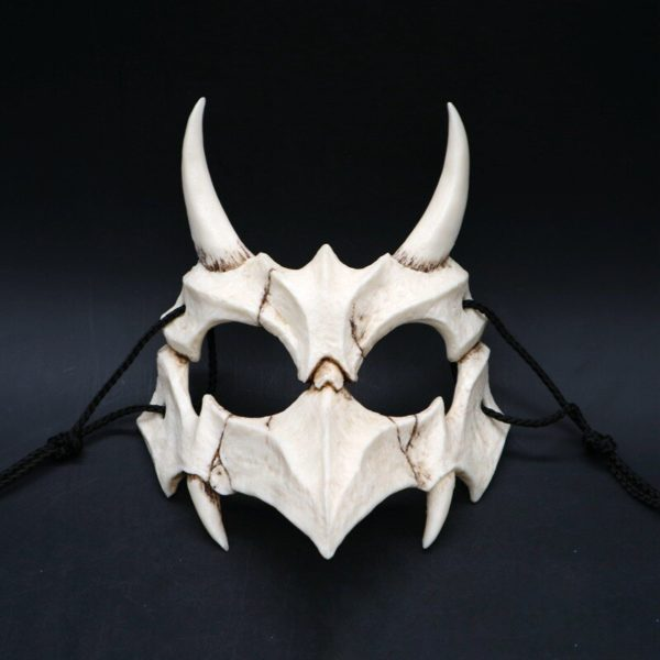 Oni Devil Bone Mask