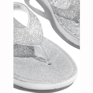 Women's Rhinestone Flat Slippers