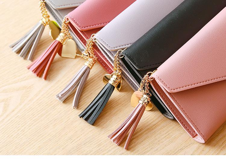 Luxury Women Leather Wallet