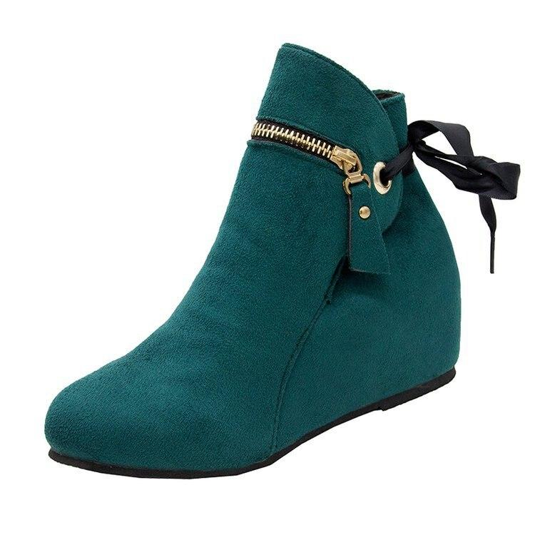Women Winter Warm Ankle Boots