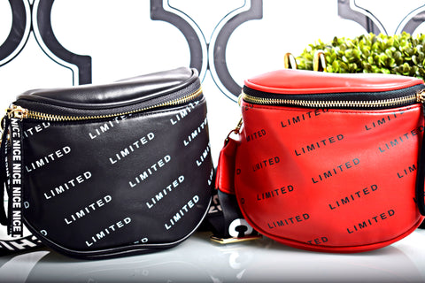 Limited Chic Fanny | Fanny Pack -Cross Body