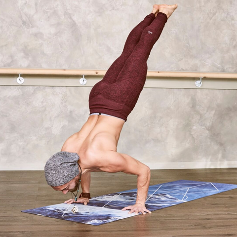 Eight-Limb Yoga or Ashtanga Yoga