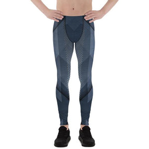 Mens Leggings - Cold Steel
