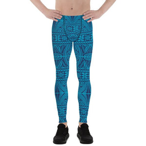 Mens Leggings - Pop Art