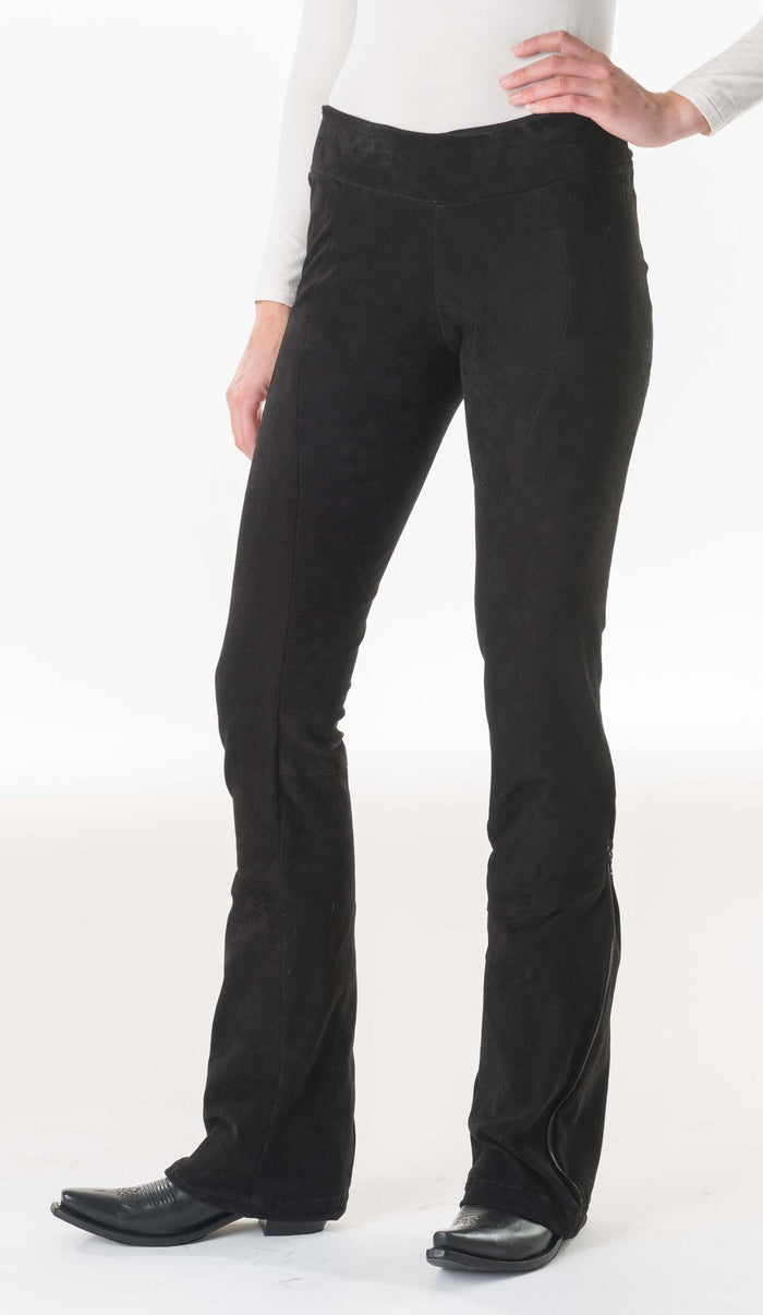 2 in 1 Performance Pant, All Leather