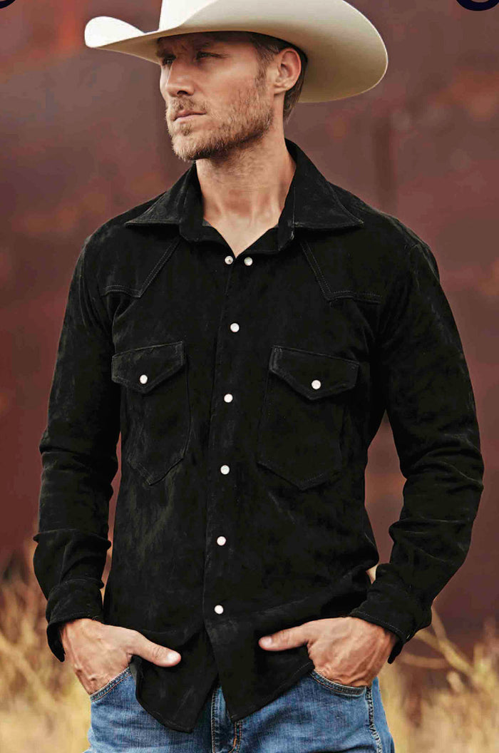 Men's Pearlsnap Shirt