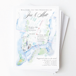 Welcome Notes · NYC Map