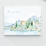 Thank You · Lake Como