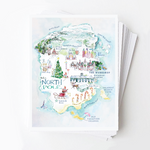 Notecards · North Pole