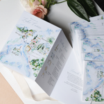 Welcome Notes · Lake Como Trifold