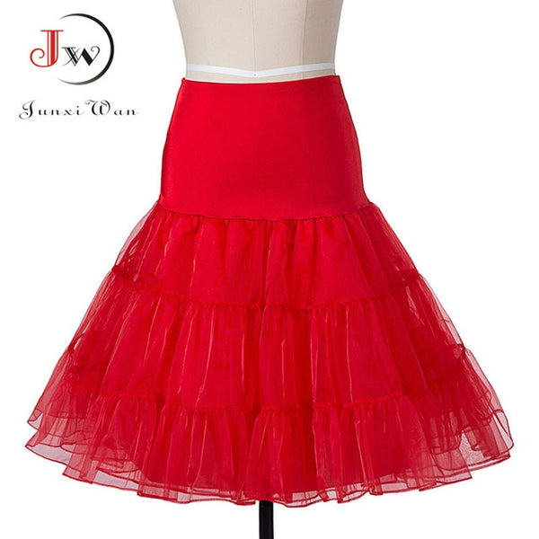 Women Summer Dress 2019 Elegant Retro Vintage 50s 60s Robe Rockabilly Swing Pinup Dresses Casual Plus Size Red Party Vestidos Assorted Bliss