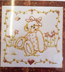 teddy card