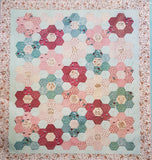 Willowbrooke Hexie Quilt pattern