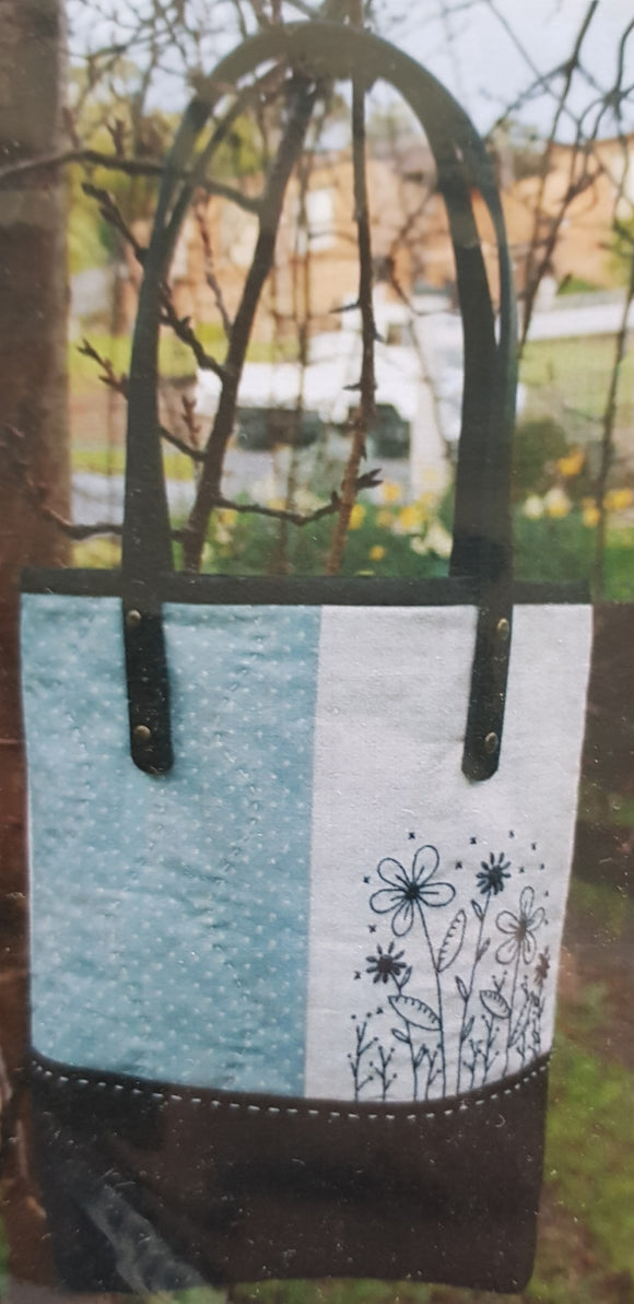 Wildflowers bag