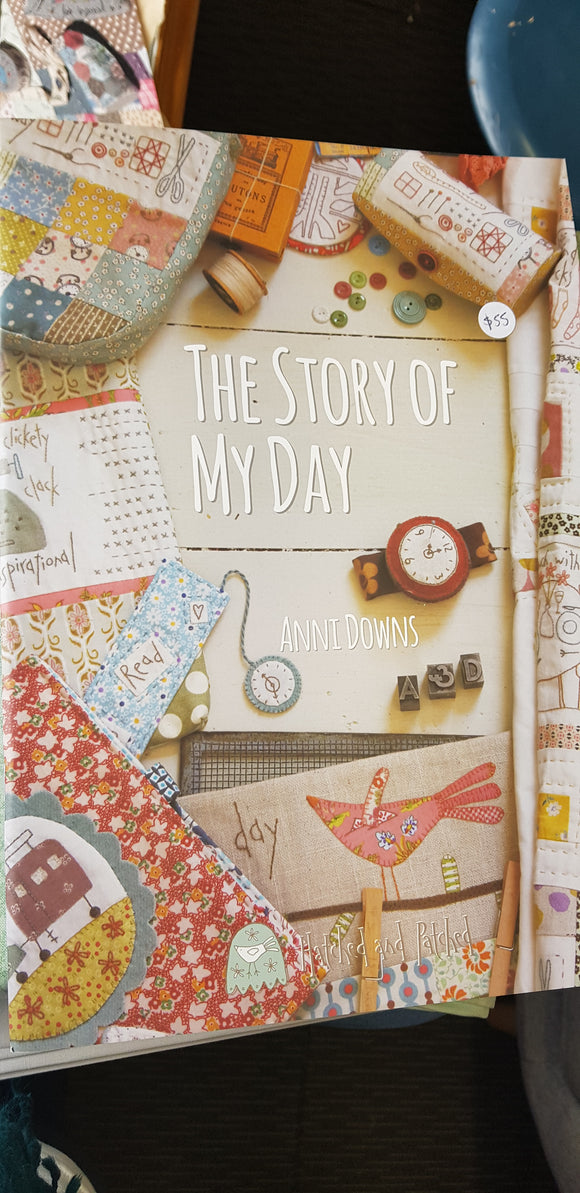 The story of my day book.