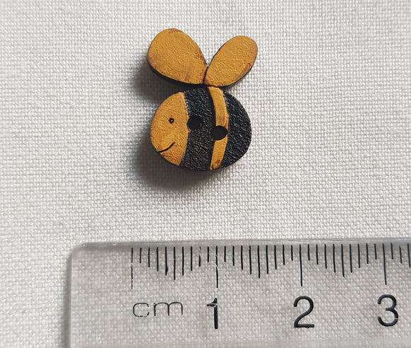 CALICO DESIGNS Bee Button