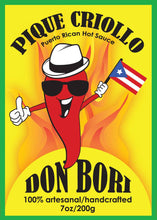 Load image into Gallery viewer, Pique Criollo Don Bori | Original Hot Sauce