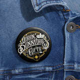 Pin Buttons - Queen Bunnybee's Gifts