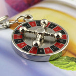 Russian Roulette Keychain - Queen Bunnybee's Gifts