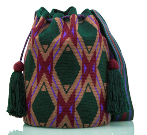 SUSU Bridge Crossbody Mochila - Queen Bunnybee's Gifts