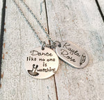 Childrens necklace - Dance necklace - Dance - Queen Bunnybee's Gifts