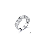 Men's 925 Silver with Cubic Zirconia 928841 - Queen Bunnybee's Gifts