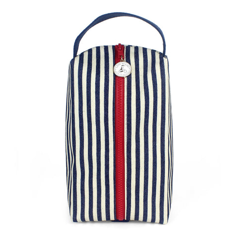 Box Zip: Nautical Stripe - Queen Bunnybee's Gifts