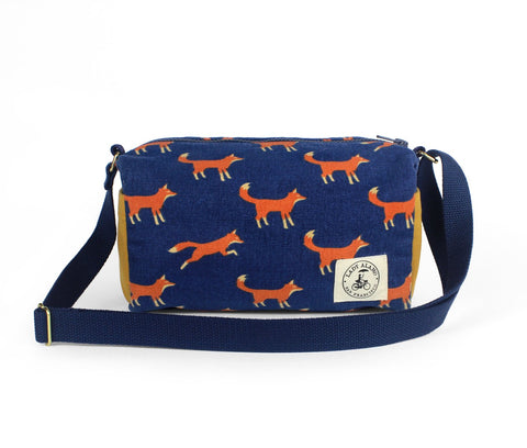 Ellie Crossbody: Fox - Queen Bunnybee's Gifts