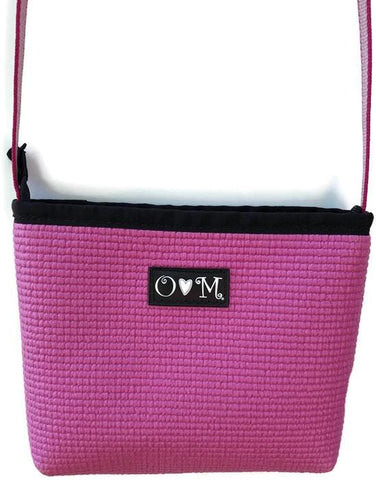 Cross Body Bag- Cosmo Magenta - Queen Bunnybee's Gifts