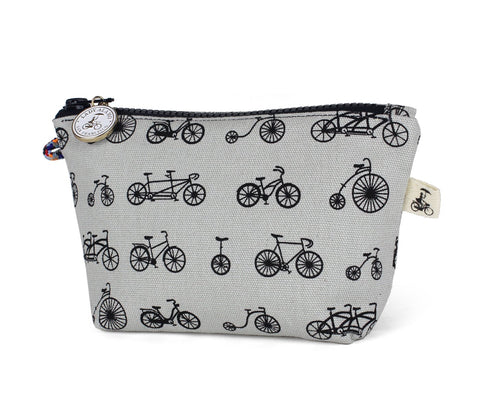 Little Zip: Bike Galore Slate - Queen Bunnybee's Gifts