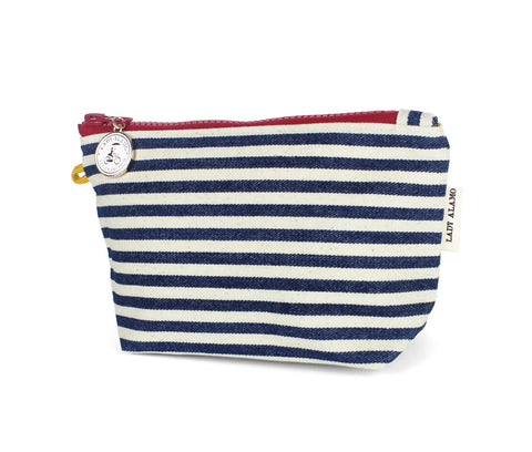 Little Zip: Nautical Stripe - Queen Bunnybee's Gifts