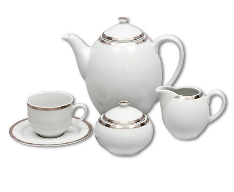 OPAL Tea Set - Queen Bunnybee's Gifts