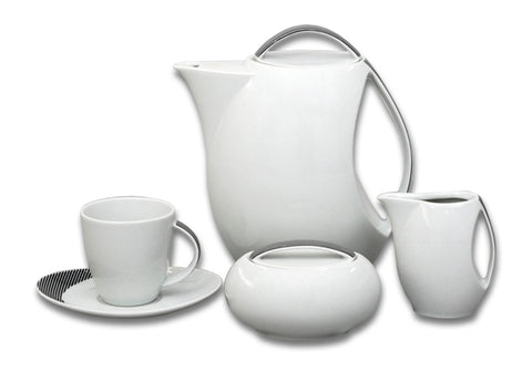 LOOS coffee set - Queen Bunnybee's Gifts