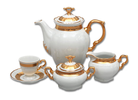Marie Louise Coffee Set - Queen Bunnybee's Gifts