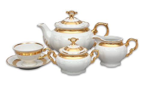 Marie Louise Tea Set - Queen Bunnybee's Gifts