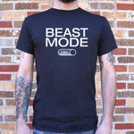 Beast Mode On T-Shirt (Mens) - Queen Bunnybee's Gifts