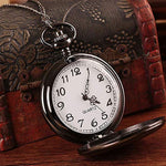CLASSIC SMOOTH VINTAGE POCKET WATCH - Queen Bunnybee's Gifts