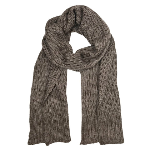 Fawn Knit Cashmere Scarf - Queen Bunnybee's Gifts